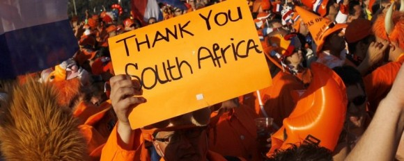 Thank You South Africa