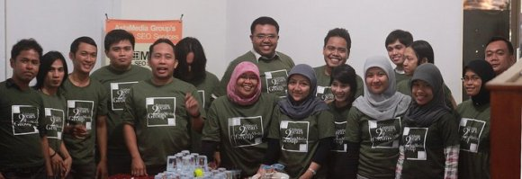 AstaMedia Group Crews 2011