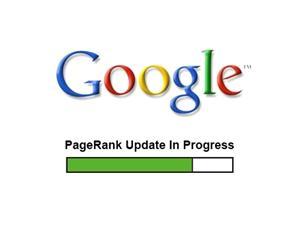 Google pagerank update Oct 2011