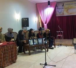 Para Penulis Buku 9 Pengakuan Mahila Makassar