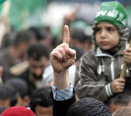We Will Not Go Down in Gaza Tonight