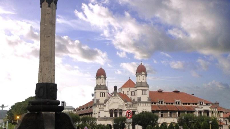 Wisata ke Semarang
