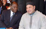 الملك محمد السادس والرئيس الإيفواري يدشنان محطة مجهزة لتفريغ السمك