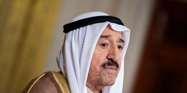 الديوان الأميري الكويتي: أمير البلاد يدخل المستشفى