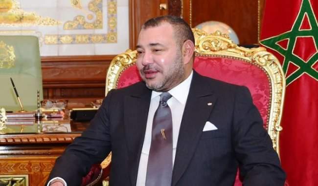 الملك محمد الساديهنئ الرئيس الهنغاري بمناسبة العيد الوطني لبلاده