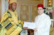 بتعليمات ملكية بوريطة يستقبل مبعوث رئيس جمهورية غينيا بيساو