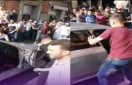 ولاية أمن طنجة.. تكشف حقيقة الهجوم على سيارة وسط المدينة