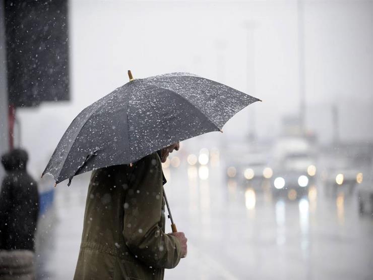 الأرصاد الجوية: أمطار رعدية وقوية يومي الأربعاء والخميس بهذه المناطق