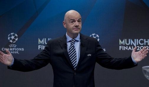 """الفيفا يدعو """"أطفال الكهف"""" لحضور المباراة النهائية لكأس العالم في روسيا"""