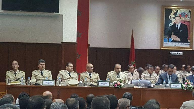 والي مراكش يشرف على تنصيب رجال السلطة بالمدينة الحمراء