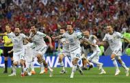 روسيا تقصي أبطال العالم وتتأهل لربع نهائي المونديال