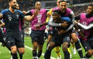 للمرة الثانية في تاريخها..فرنسا ترفع كأس العالم الذهبية