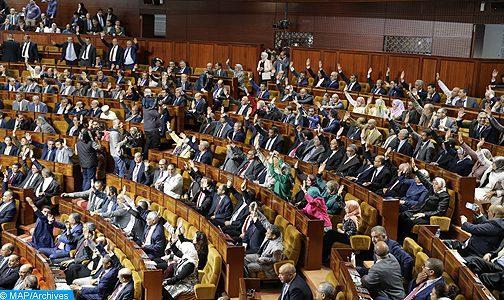 مجلس النواب يصادق بالإجماع على مشروع القانون التنظيمي المتعلق بالمجلس الوطني للغات والثقافة المغربية
