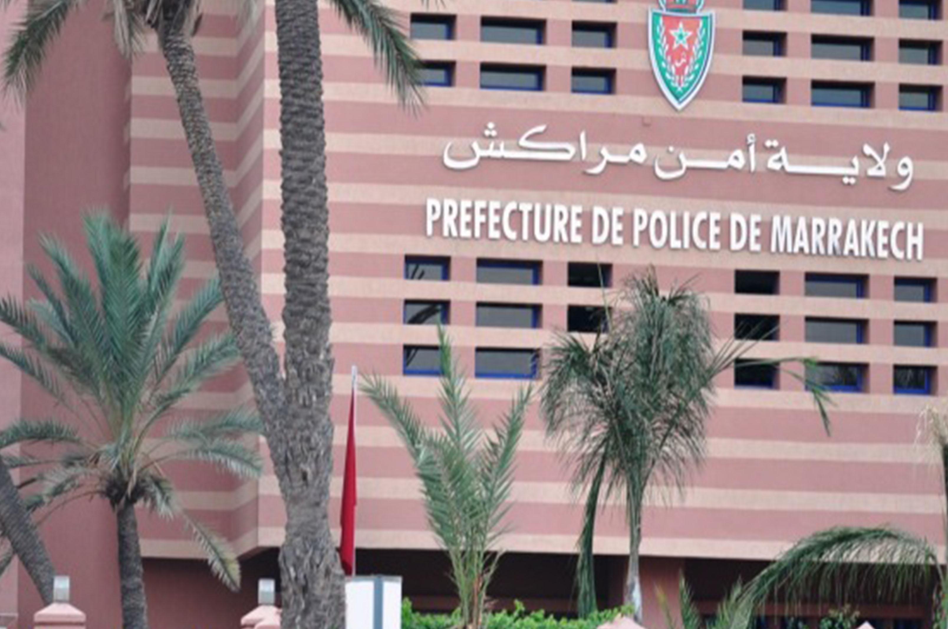 ولاية أمن مراكش تنفي أي إعتداء على أي شخص بسبب ميوله الجنسي