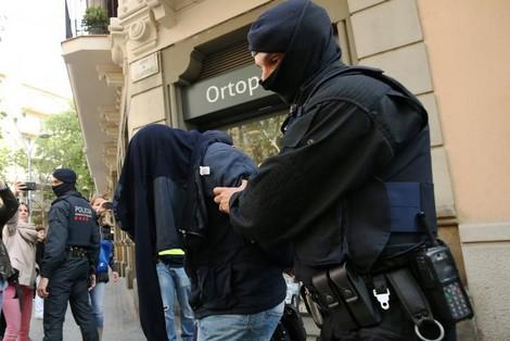 القضاء الإسباني يدين مغربيا ب 6 سنوات سجنا بتهمة الإرهاب