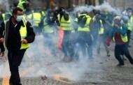 """للمرة السادسة ..فرنسا تستعد لاحتجاجات أصحاب """"السترات الصفراء"""""""