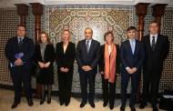 المالكي يدعو إلى إرساء شراكة جديدة مع الاتحاد الأوروبي
