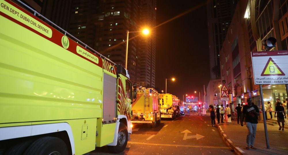 وفاة شخص وإصابة العشرات في تسرب للكلور في الإمارات