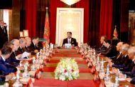 عاجل..وزراء العثماني الجدد يتوجهون الى القصر الملكي بالبيضاء