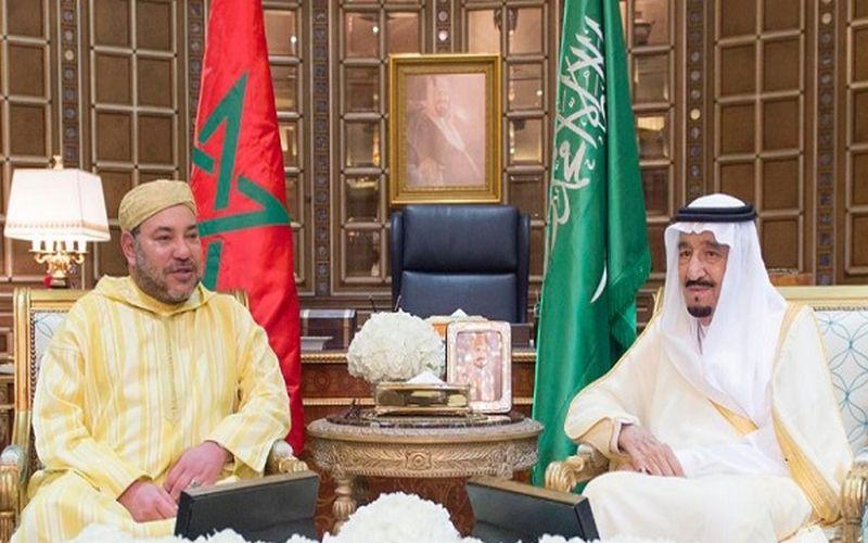 خادم الحرمين الشريفين يهنئ الملك محمد السادس بمناسبة عيد الأضحى المبارك