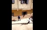 فيديو.. شجار بالسيوف وعويل واستنجاد بالملك في حي الرحمة بسلا