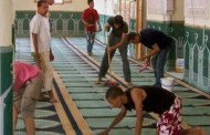شباب ميسور يطلقون مبادرة لتنظيف مساجد المدينة