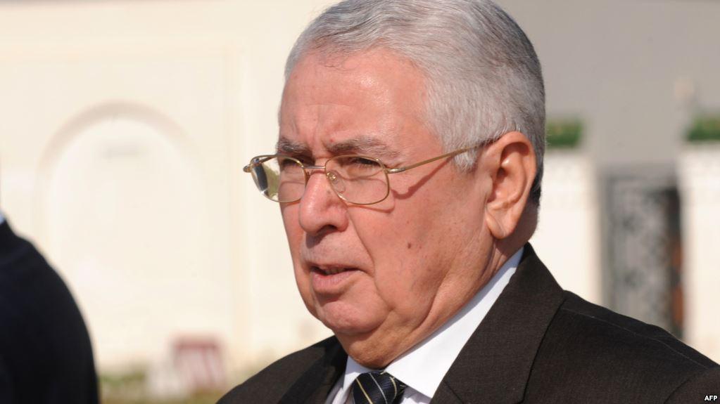 بن صالح يتمسك بالانتخابات الرئاسية الجزائرية..ويجدد دعوته للحوار