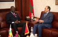 خلال استقباله رئيس المجلس الاقتصادي والاجتماعي لجمهورية إفريقيا الوسطى..المالكي يؤكد أن التوجه نحو إفريقيا خيار استراتيجي للمملكة