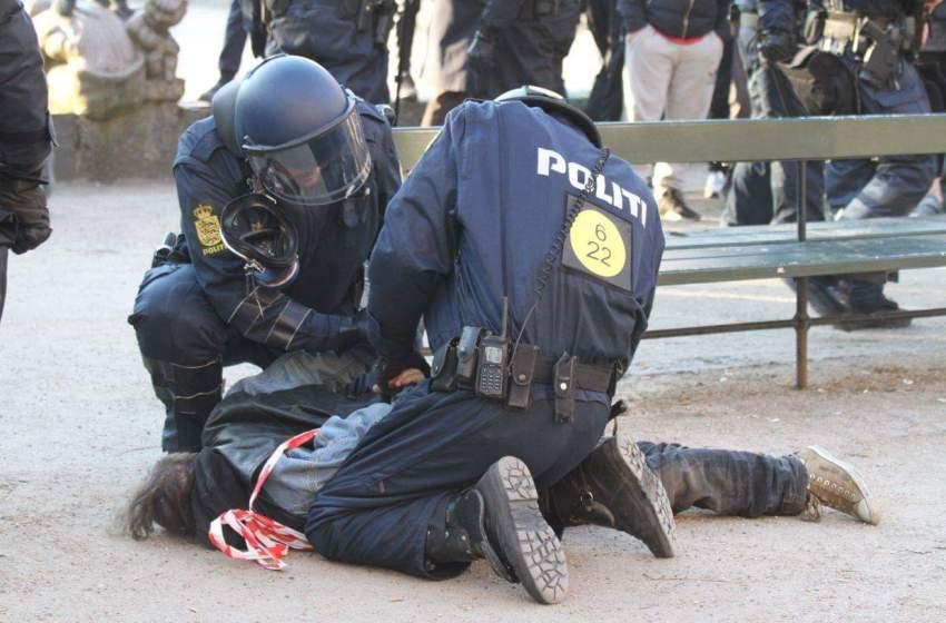أحداث شغب كبيرة في أحد الأحياء وسط العاصمة الدنماركية