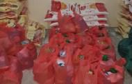 بني ملال: جمعية الوفاق للتنمية بأولاد يوسف توزع قفة رمضان في نسختها الثانية