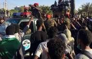 الجيش السوداني يقتلمتظاهرا في الخرطوم
