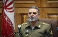 قائد الجيش الإيراني يدعو قواته إلى الاستعداد للحرب