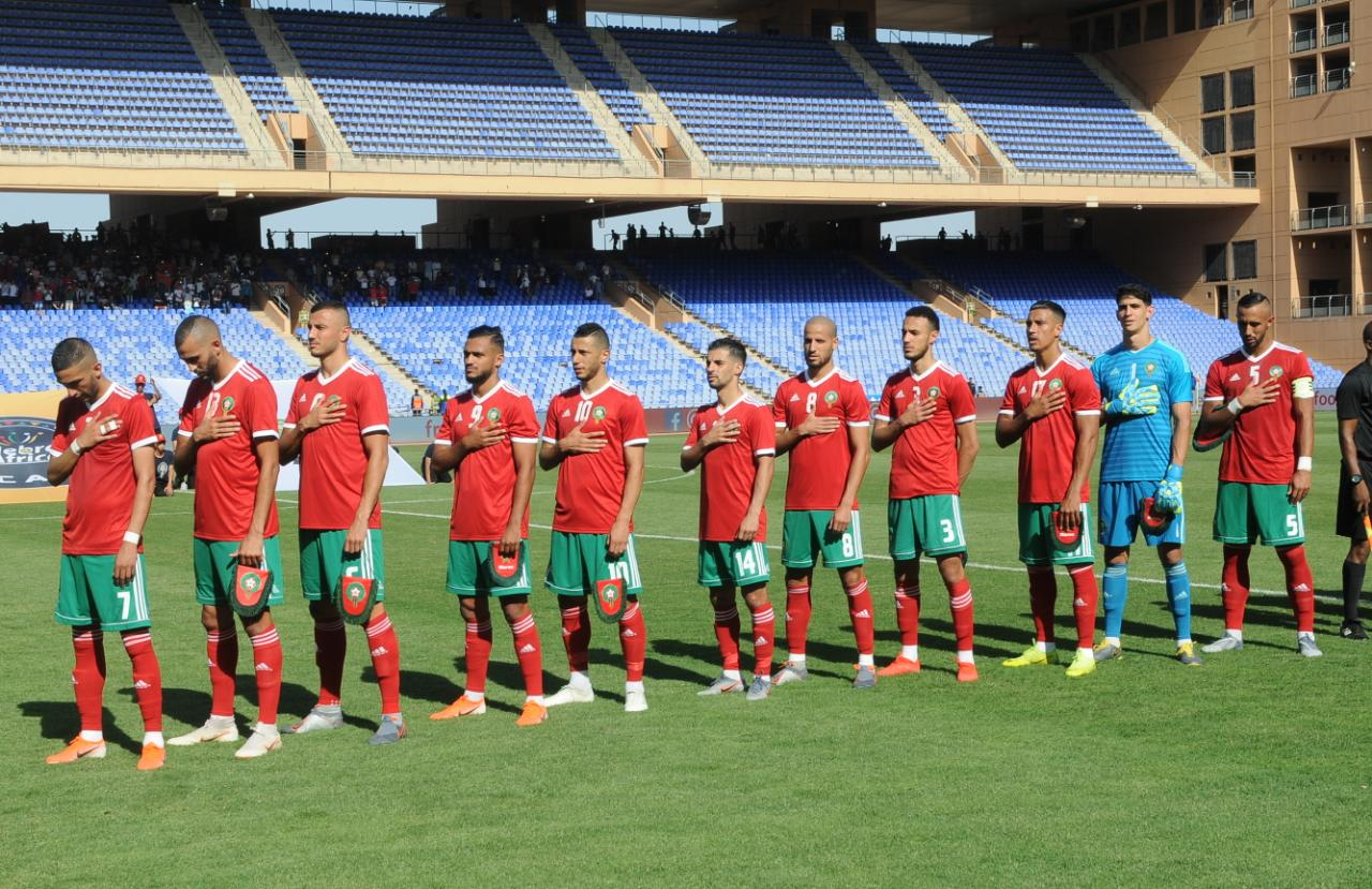المنتخب المغربي ينهزم وديا أمام غامبيا ...