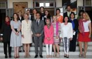 خلال استقبالهن من طرف المالكي... وفد من البرلمانيات والسياسيات الألمانيات يشيد بالإصلاحات التي يقودها الملك من أجل تعزيز مكانة المرأة المغربية