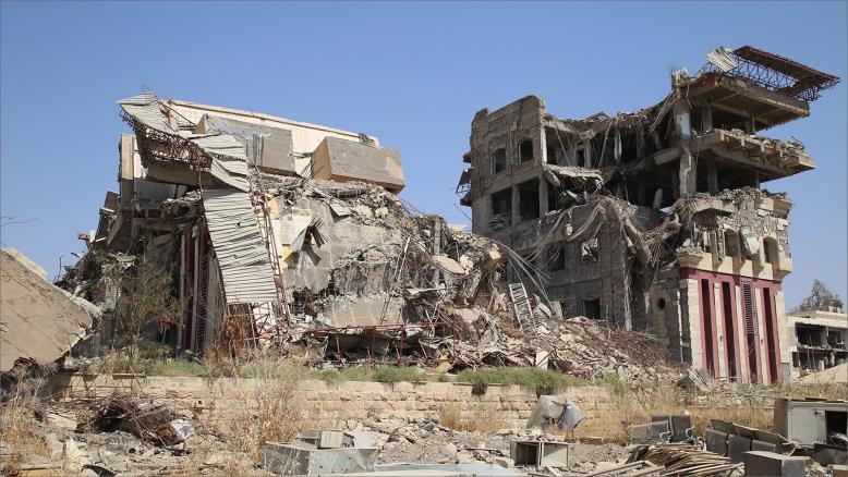 المغرب يساهم في إعادة إعمار جامعة الموصل بالعراق