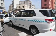 السيبة..سيارات أجرة كبيرة تربط بين أولاد زيان وبنسليمان فوق القانون