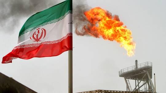 اكتشاف حقل غاز ضخم في إيران