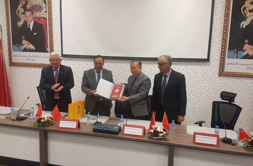 """طنجة..جامعة عبد المالك السعدي تحتفل بمرور3 سنوات على تأسيس معهد """"كونفيشيوس"""" الصيني"""