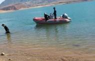 استمرار عمليات البحث عن جثة غريق ببحيرة بين الويدان