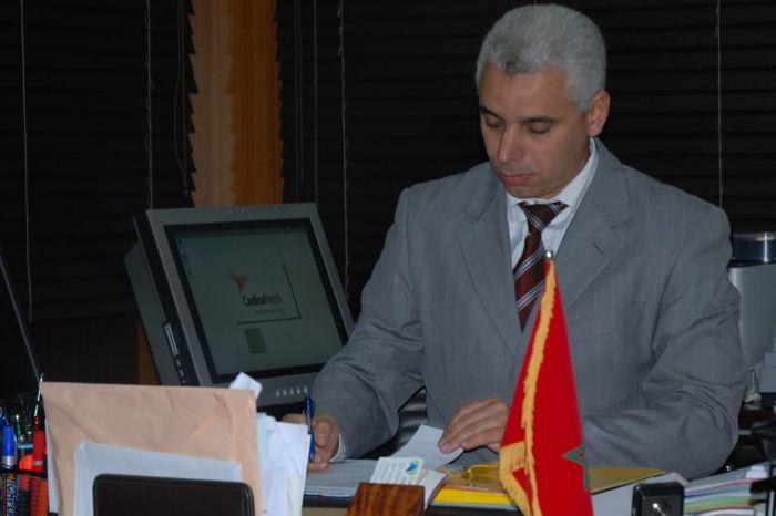 أيت الطالب يترأس المجلس الإداري لمعهد باستور المغرب