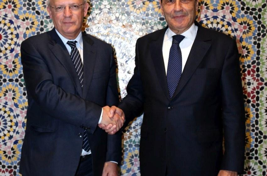 خلال استقباله من طرف المالكي وزير الخارجية البرتغالي .. المغرب شريك أساسي وفاعل رئيسي في القارة الافريقية