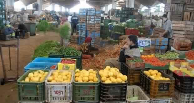 عاجل : توقيت جديد لأسواق الخضر والفواكه بطنجة