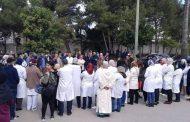 أطباء طنجة يحتجون على وزارة الصحة بسبب