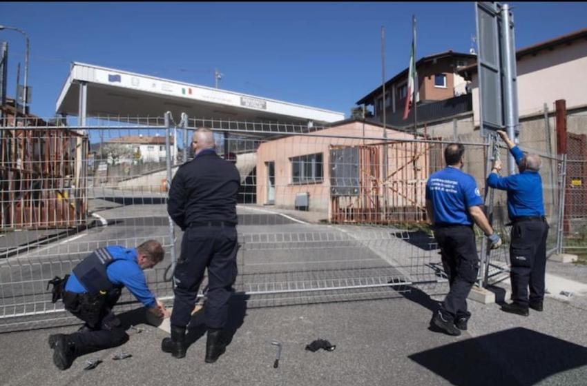 """سويسرا تغلق حدودها مع ايطاليا وتعلق الدراسة بسبب """"كورونا"""""""