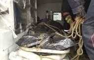 مصرع عامل في حادث انهيار أتربة بوزان