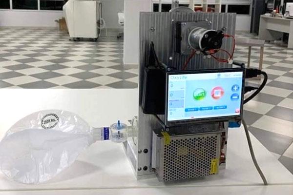 جهاز تنفس اصطناعي مغربي الصنع لمواجهة كورونا