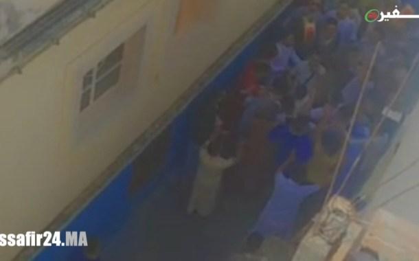 خطير .. حي شعبي بطنجة يخرج عن السيطرة يوم العيد