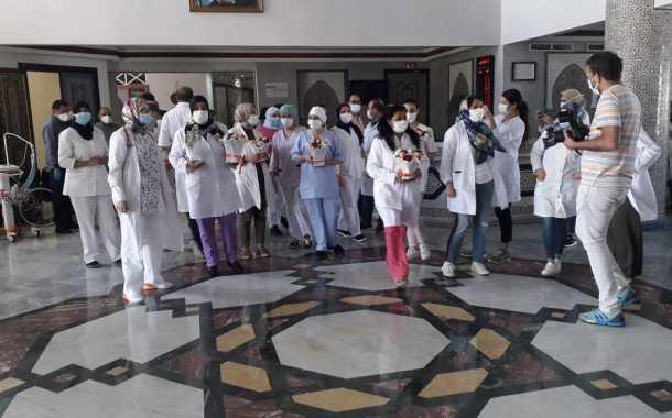 6 حالات تلتحق بعائلاتها وتغادر فندق موكادور المخصص للحجر الصحي بطنجة