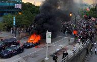 أمريكا تخرج عن السيطرة واحتجاجات جديدة بعد مقتل رجل أسود نام فى سيارته على يد الشرطة