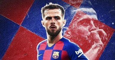 رسميا : برشلونة يضم نجم اليوفي